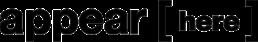 logo Appear Here - studios megaphone