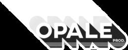 logo opale prod - studios megaphone